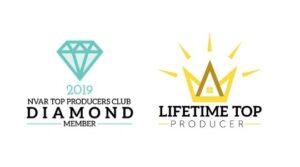 Dave Moya Receives Lifetime NVAR Diamond Top Producer Award
